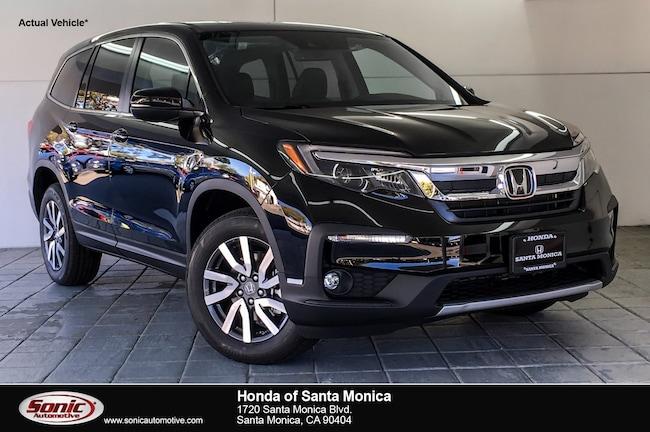 New 2019 Honda Pilot EX-L AWD SUV in Santa Monica