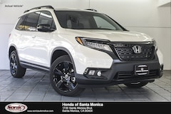 New 2019 Honda Passport Elite AWD SUV for sale in Santa Monica