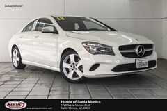 Used 2018 Mercedes-Benz CLA 250 Coupe for sale in Santa Monica