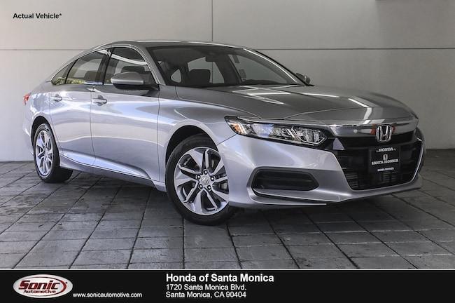Used 2018 Honda Accord LX Sedan in Santa Monica