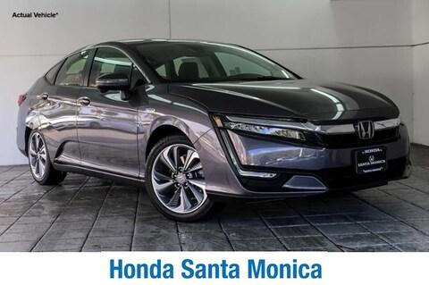 2019 Honda Clarity Plug-In Hybrid Touring Sedan Car
