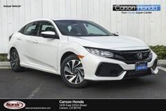 New 2019 Honda Civic LX Hatchback for sale in Santa Monica
