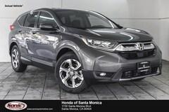 New 2019 Honda CR-V EX 2WD SUV for sale in Santa Monica