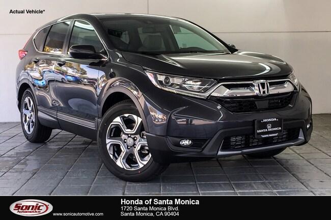 New 2019 Honda CR-V EX-L 2WD SUV in Santa Monica