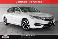Used 2016 Honda Accord EX Sedan in Santa Monica