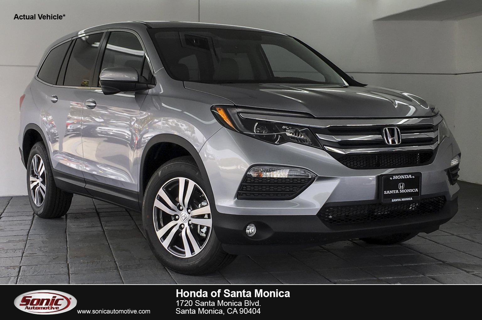 2018 Honda Pilot EX AWD SUV