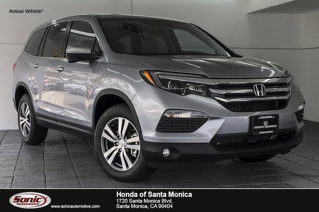 New 2018 Honda Pilot EX AWD SUV in Santa Monica