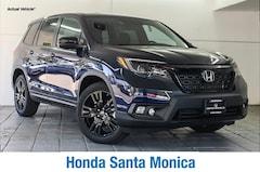 2019 Honda Passport Sport FWD Sport Utility