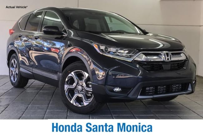 New 2019 Honda CR-V EX 2WD Sport Utility in Santa Monica
