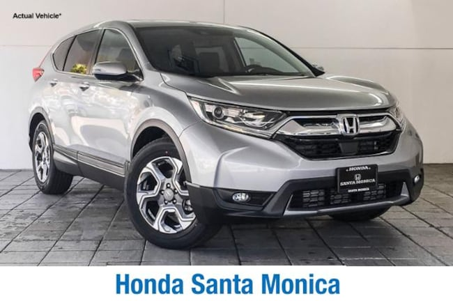 New 2019 Honda CR-V EX-L 2WD Sport Utility in Santa Monica
