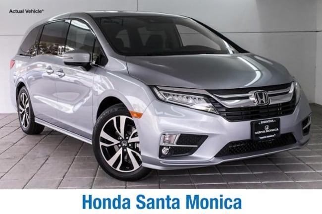 New 2019 Honda Odyssey Elite Auto Mini-van, Passenger in Santa Monica