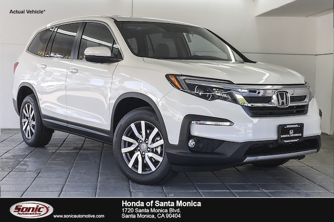 New 2019 Honda Pilot EX-L AWD SUV in Santa Monica