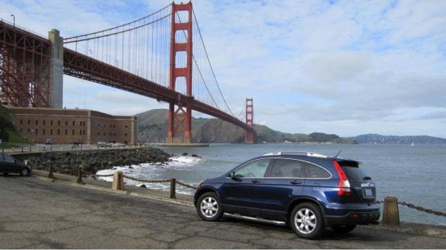 Directions from San Francisco | Honda Serramonte ...