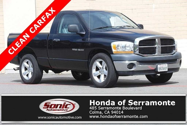 Used 2006 Dodge Ram 1500 ST Truck Regular Cab in the Bay Area