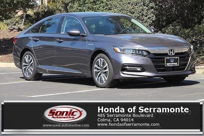 New 2018 Honda Accord Hybrid Touring Sedan in the Bay Area