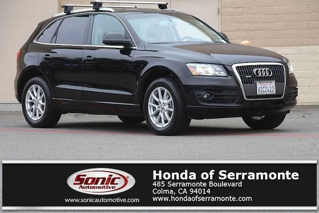 Used 2011 Audi Q5 2.0T Premium SUV in the Bay Area