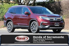 New 2019 Honda Pilot Touring 7-Passenger AWD SUV serving San Francisco