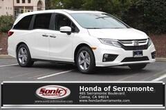 New 2019 Honda Odyssey EX-L Van serving San Francisco
