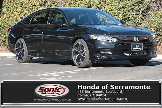 New 2019 Honda Accord Sport Sedan in the Bay Area