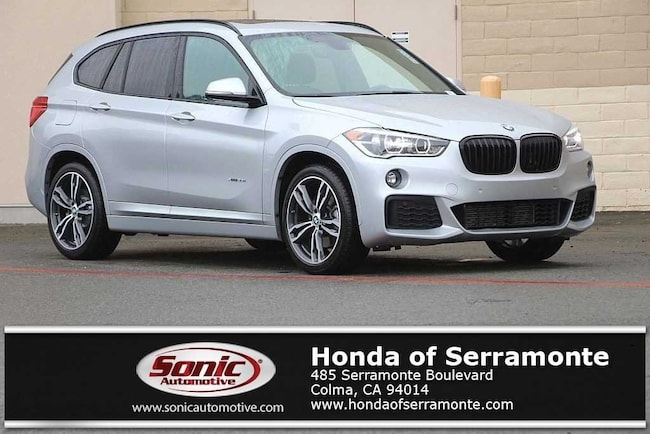 Used 2016 BMW X1 xDrive28i SUV in the Bay Area