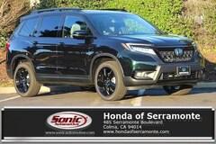 New 2019 Honda Passport Elite AWD SUV serving San Francisco