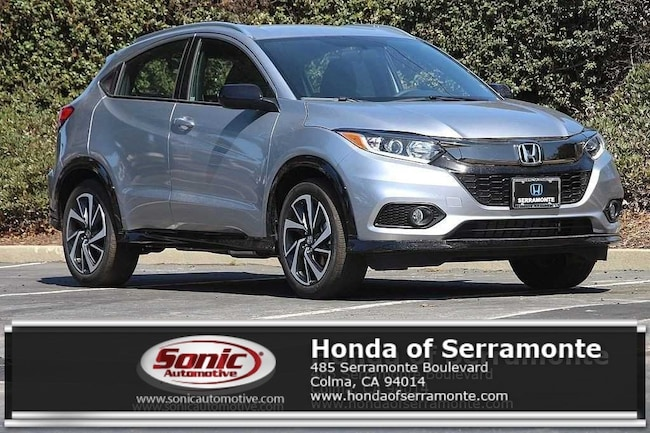 New 2019 Honda HR-V Sport 2WD SUV in the Bay Area