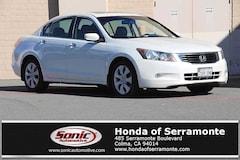 2008 Honda Accord 3.5 EX-L Sedan