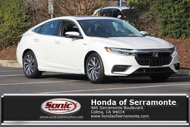 New 2019 Honda Insight Touring Sedan in the Bay Area