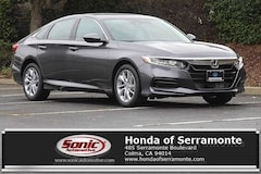 New 2019 Honda Accord LX Sedan serving San Francisco