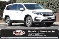 New 2019 Honda Pilot EX-L AWD SUV serving San Francisco