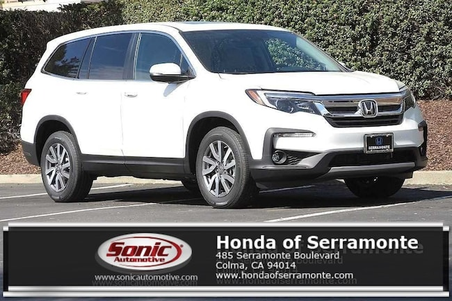 New 2019 Honda Pilot EX-L AWD SUV in the Bay Area