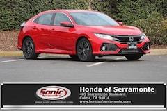 New 2019 Honda Civic EX Hatchback serving San Francisco