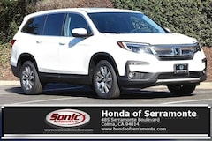 New 2019 Honda Pilot EX-L FWD SUV serving San Francisco