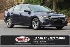 New 2019 Honda Insight EX Sedan serving San Francisco