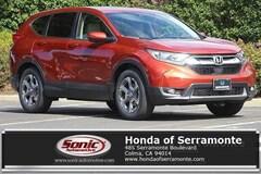 New 2019 Honda CR-V EX 2WD SUV serving San Francisco