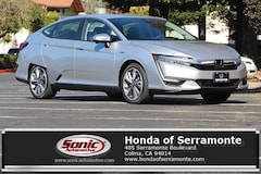 New 2018 Honda Clarity Plug-In Hybrid Sedan serving San Francisco