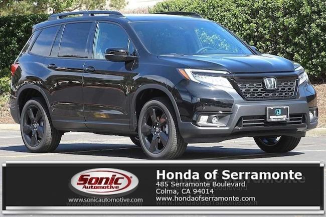 New 2019 Honda Passport Elite AWD SUV in the Bay Area