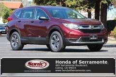 New 2019 Honda CR-V LX AWD SUV serving San Francisco