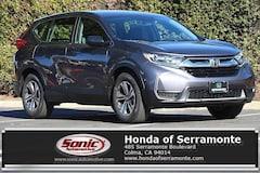 New 2019 Honda CR-V LX 2WD SUV serving San Francisco