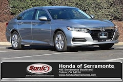 New 2019 Honda Accord LX Sedan serving San Francisco