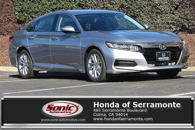 New 2019 Honda Accord LX Sedan in the Bay Area