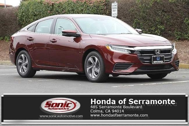 New 2019 Honda Insight EX Sedan in the Bay Area