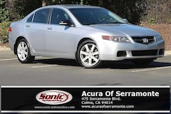 2005 Acura TSX Base Sedan