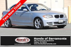 Used 2009 BMW 128i Coupe for sale in Orange County