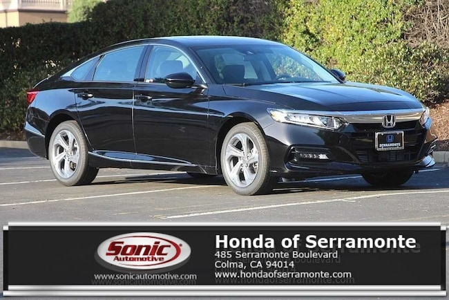 New 2019 Honda Accord EX Sedan in the Bay Area