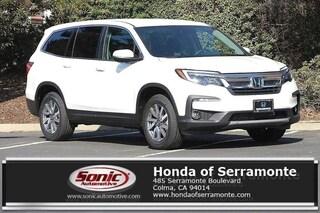 New 2019 Honda Pilot EX AWD SUV
