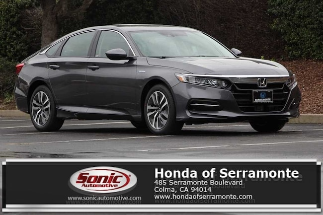 New 2019 Honda Accord Hybrid Sedan in the Bay Area