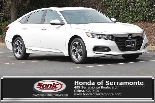 New 2019 Honda Accord EX-L 2.0T Sedan in the Bay Area