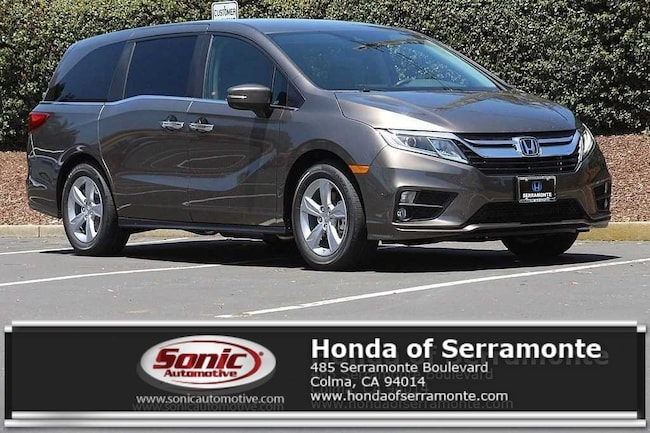New 2019 Honda Odyssey EX Van in the Bay Area