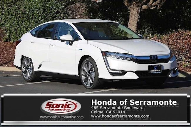 New 2018 Honda Clarity Plug-In Hybrid Sedan in the Bay Area
